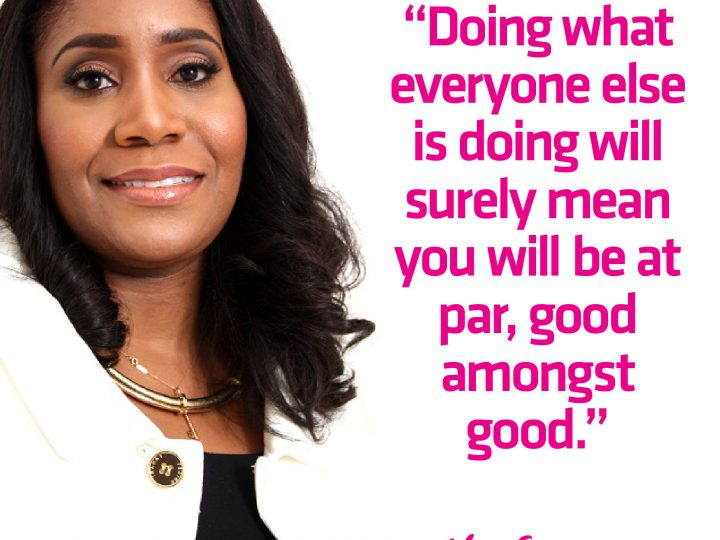 Don't do Good. Beat Good. Do Best!
